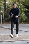 02.11.2018, Weserstadion, Bremen, GER, 1.FBL, Training SV Werder Bremen<br /> <br /> im Bild<br /> Joshua Sargent (Werder Bremen #19), <br /> <br /> Foto © nordphoto / Ewert