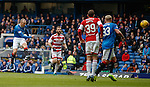 Kenny Miller cracks the bar