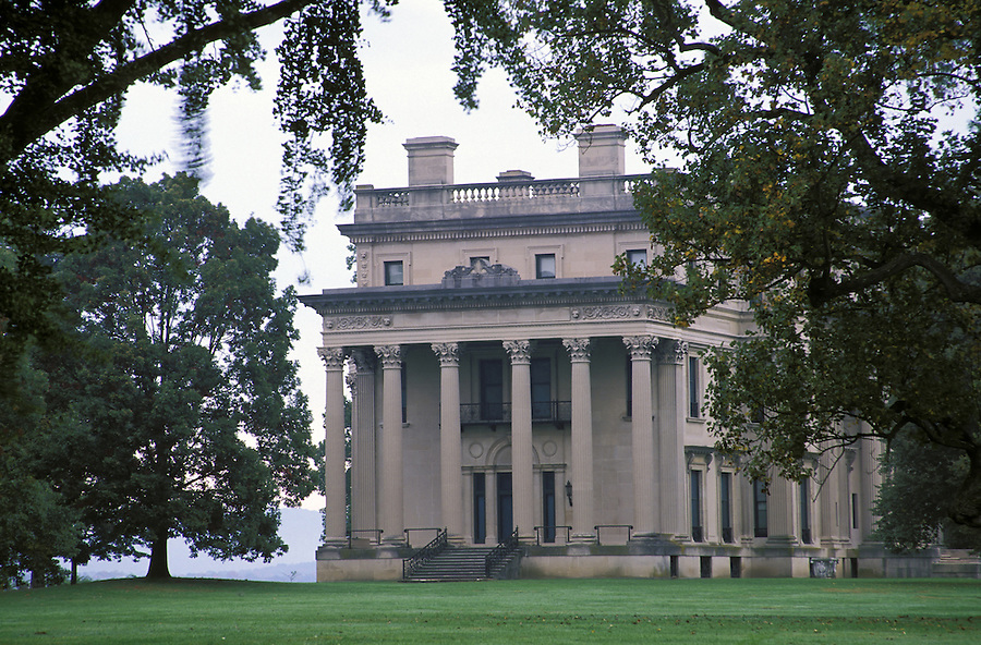 Vanderbilt Mansion, Vanderbilt Mansion National Historic Site, Hyde Park, Dutchess County, New York