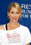 LOS ANGELES, CA. - May 09: Christina Applegate arrives at the 16th Annual EIF Revlon Run/Walk For Women at the Los Angeles Memorial Coliseum on May 9, 2009 in Los Angeles, California.