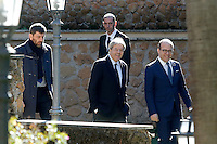 Paolo Gentiloni<br /> Roma 19-02-2017. Assemblea Nazionale del Partito Democratico. <br /> Rome February 19th 2017. National Assembly of Democratic Party<br /> Foto Samantha Zucchi Insidefoto