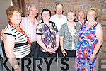 Breda Falvey, William Buckley, Betty and Patsy Herlihy, Mamie Kearney, John Joe Herlihy and Phyllis McLoughlin at the afternoon dancing at Darby O'Gills, Killarney on Sunday.