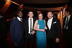 Wales Sport Awards 2013<br /> Christian Malcolm James Gardener,  Beth Nesham & Craig Bellamy<br /> 09.11.13<br /> ©Steve Pope-SPORTINGWALES