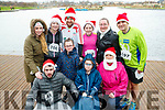 Taking part in the Santa Run at Tralee Bay Wetlands on Sunday morning last were front l-r: Chris Leen, Megan O'Sullivan, Erin O'Sullivan and Noreen O'Sullivan. Back l-r: Clodagh O'Sullivan, Shauna O'Sullivan, Paul O'Sullivan, Louise O'Sullivan, Caroline O'Sullivan and John O'Sullivan.