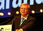 The Grand Final Breakfast, Melbourne Exhibition Centre 29-9-07, Kevin Rudd..