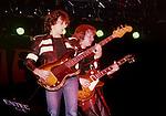 BUDGIE Budgie, Burke Shelley, John Thomas Budgie 1982 Reading Rock Festival