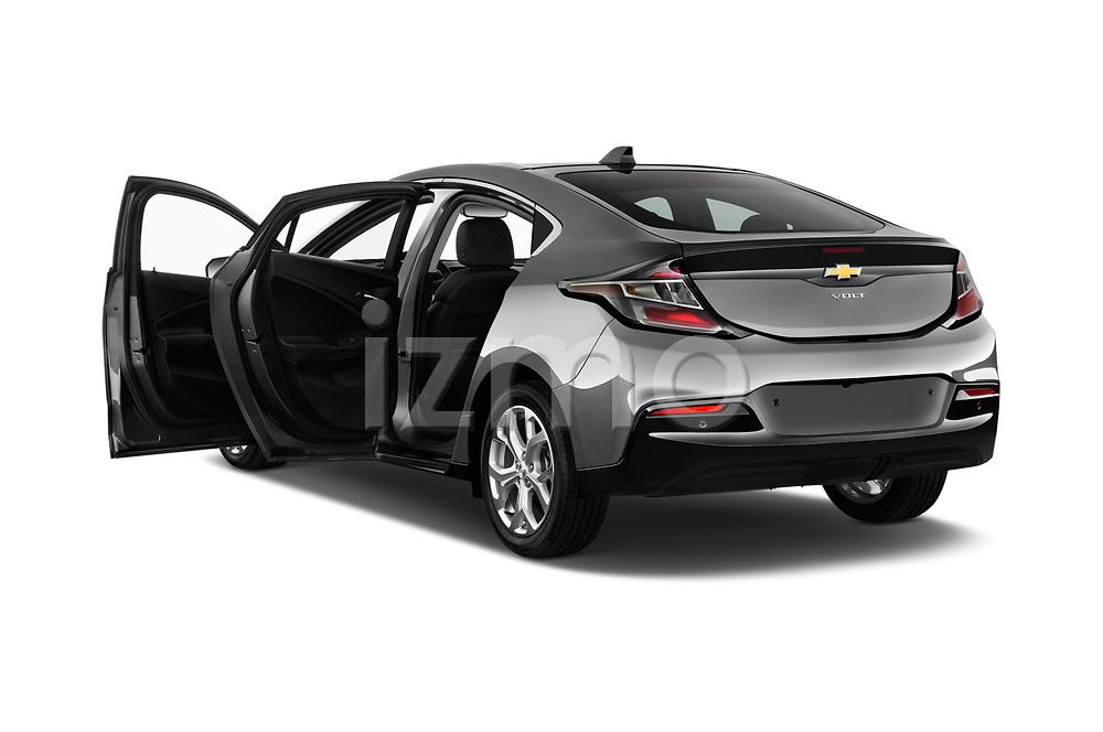 Car images of 2016 Chevrolet Volt Premier 5 Door Hatchback Doors
