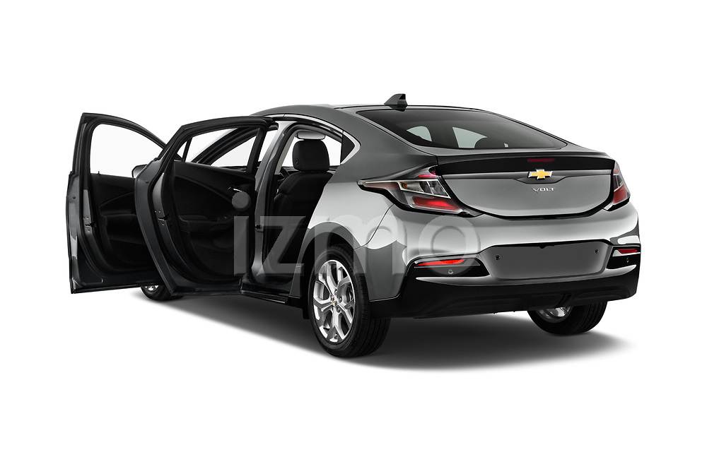 Car images of 2018 Chevrolet Volt Premier 5 Door Hatchback Doors