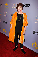 LOS ANGELES, CA - OCTOBER 04:  Actor-comedian Vicki Lawrence attends the CBS' 'The Carol Burnett Show 50th Anniversary Special' at CBS Televison City on October 4, 2017 in Los Angeles, California.<br /> CAP/ROT/TM<br /> &copy;TM/ROT/Capital Pictures