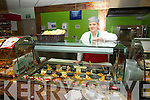Maire Deane Deli Supervisor with some of the delicious fresh sandwich fillings at .Byrnes Spar, Caherslee..