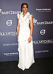 CULVER CITY, CA - NOVEMBER 11: Singer/actress Kelly Rowland attends the 2017 Baby2Baby Gala at 3Labs on November 11, 2017 in Culver City, California.