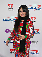 PHILADELPHIA, PA - DECEMBER 05: Camila Cabello attends Q102's Jingle Ball 2018 at Wells Fargo Center on December 5, 2018 in Philadelphia, Pennsylvania. Photo: imageSPACE/MediaPunch