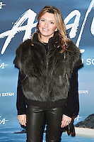 Tina Hobley<br /> at the Cirque du Soleil &quot;Amaluna&quot; 1st night, Royal Albert Hall, Knightsbridge, London.<br /> <br /> <br /> &copy;Ash Knotek  D3218  12/01/2017