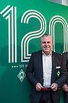 """04.02.2019, Dorint Park Hotel Bremen, Bremen, GER, 1.FBL, 120 Jahre SV Werder Bremen - Gala-Dinner<br /> <br /> im Bild<br /> Christian """"Stolli"""" Stoll (Stadionsprecher Werder Bremen), <br /> <br /> Der Fussballverein SV Werder Bremen feiert am heutigen 04. Februar 2019 sein 120-jähriges Bestehen. Im Park Hotel Bremen findet anläßlich des Jubiläums ein Galadinner statt. <br /> <br /> Foto © nordphoto / Ewert"""