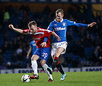 Dean Shiels and Kyle Miller