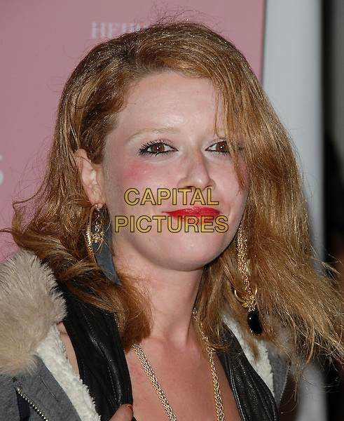 NATASHA LYONNE.At The Paris Hilton CD Release Party held at Privelege in West Hollywood, California, USA, August 18, 2006..portrait headshot .Ref: DVS.www.capitalpictures.com.sales@capitalpictures.com.©Debbie VanStory/Capital Pictures