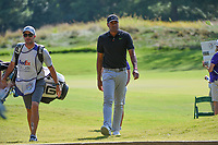 Tony Finau (USA) makes his way to 2 during round 4 of the WGC FedEx St. Jude Invitational, TPC Southwind, Memphis, Tennessee, USA. 7/28/2019.<br /> Picture Ken Murray / Golffile.ie<br /> <br /> All photo usage must carry mandatory copyright credit (© Golffile | Ken Murray)