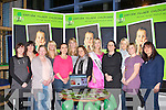 LAUNCH: The staff of Oakview Creche with the Kerry Rose Veronica Hunt at the launch of their new web-site at Toby World, Tralee on Saturday l-r: Sarah Gleeson, Michelle Carmody, Mary Quinn, Tracey Donovan, Kornellia Kovacs, Triona Raymond, Kay O'Rahilly, Kerry Rose Veronica Hunt, Clodagh Moynihan (manager Oakview Creche), Christina Egan, Lesley Anne Crean and Tania Green.