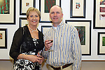 Bernie and Michael fox at the DIFE End of Year Exhibition in the D Hotel...Photo NEWSFILE/Jenny Matthews.(Photo credit should read Jenny Matthews/NEWSFILE)....This Picture has been sent you under the condtions enclosed by:.Newsfile Ltd..The Studio,.Millmount Abbey,.Drogheda,.Co Meath..Ireland..Tel: +353(0)41-9871240.Fax: +353(0)41-9871260.GSM: +353(0)86-2500958.email: pictures@newsfile.ie.www.newsfile.ie.FTP: 193.120.102.198.