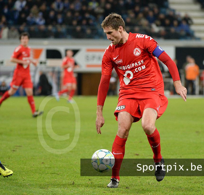 AA Gent - KV Kortrijk : Nebojsa Pavlovic <br /> foto VDB / Bart Vandenbroucke