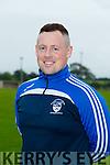 captain Darren Delaney of St Brendan Hurling Club, Ardfert at the Media Night on Thursday