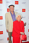 LOS ANGELES - JUN 7: Alan Mandell, Charlotte Rae at the Actors Fund's 19th Annual Tony Awards Viewing Party at the Skirball Cultural Center on June 7, 2015 in Los Angeles, CA