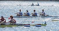 Brandenburg. GERMANY.<br /> 2016 European Rowing Championships at the Regattastrecke Beetzsee<br /> <br /> Saturday  07/05/2016<br /> <br /> [Mandatory Credit; Peter SPURRIER/Intersport-images]