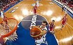 30.08.2010, Abdi Ipekci Arena, Istanbul, TUR, 2010 FIBA World Championship, Slovenia vs Croatia, im Bild Goran Dragic of Slovenia during the Preliminary Round. EXPA Pictures © 2010, PhotoCredit: EXPA/ Sportida/ Vid Ponikvar *** ATTENTION *** SLOVENIA OUT!