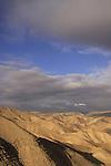 A view of the Judean Desert