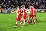 2015-10-30 / Voetbal / seizoen 2015-2016 / SK Lierse - R. Antwerp FC / Antwerp loopt van het veld<br /><br />Foto: Mpics.be