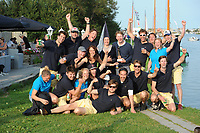 ZEILSPORT: STAVOREN: 21-08-2017, IFKS Skûtsjesilen, ©foto Martin de Jong