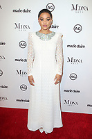 WEST HOLLYWOOD, CA - JANUARY 11: Kiersey Clemons at Marie Claire's Third Annual Image Makers Awards at Delilah LA in West Hollywood, California on January 11, 2018. <br /> CAP/MPI/FS<br /> &copy;FS/MPI/Capital Pictures