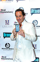 Frederic Marq attends Real Housewives of Miami Season 3 VIP Premiere Party, at Lou La Vie, Miami, FL, on August 6, 2013