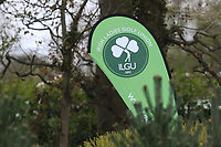 ILGU tear drop at the 1st during Round 1 of the Irish Girls U18 Open Stroke Play Championship at Roganstown Golf &amp; Country Club, Dublin, Ireland. 05/04/19 <br /> Picture:  Thos Caffrey / www.golffile.ie