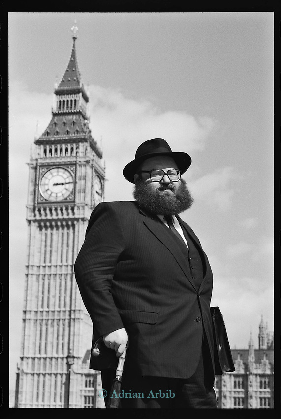 Yakov Wise a Lubavitcher Jew from Manchester standing  as a Liberal  democrat for parliament.  .Yakov is from the  Manchester Jewish community