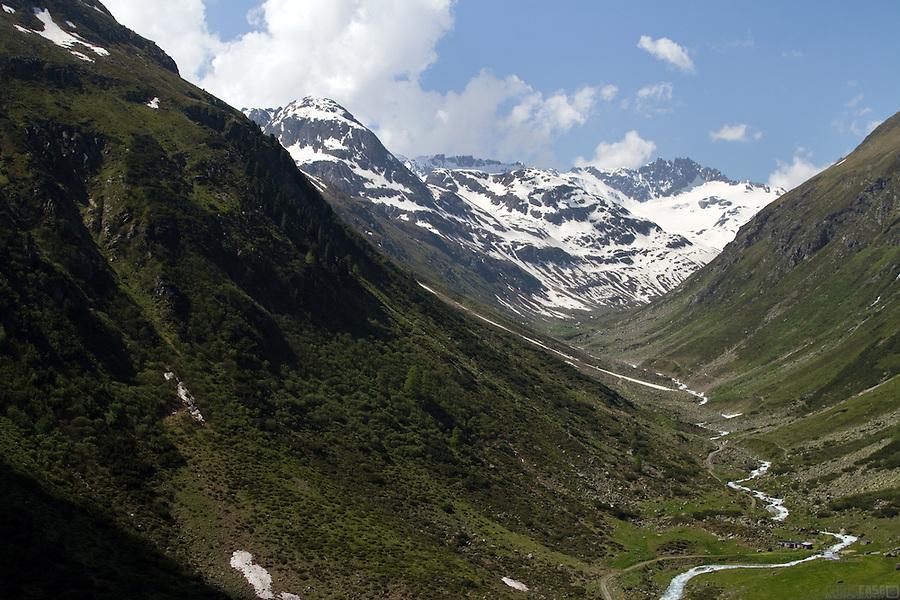 Fluela Pass