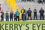 Kerry Hurlers management Team at Kerry v Westmeath at Austin Stack Park on Sunday
