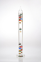 GALILEO THERMOMETER OR TERMOMETRO LENTOS<br />