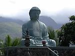 Bhudda at Mission near La Haina