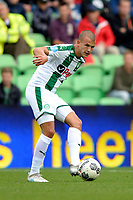 GRONINGEN - Voetbal, FC Groningen - VVV Venlo,  Eredivisie , Noordlease stadion, seizoen 2017-2018, 10-09-2017,   FC Groningen speler Jesper Drost