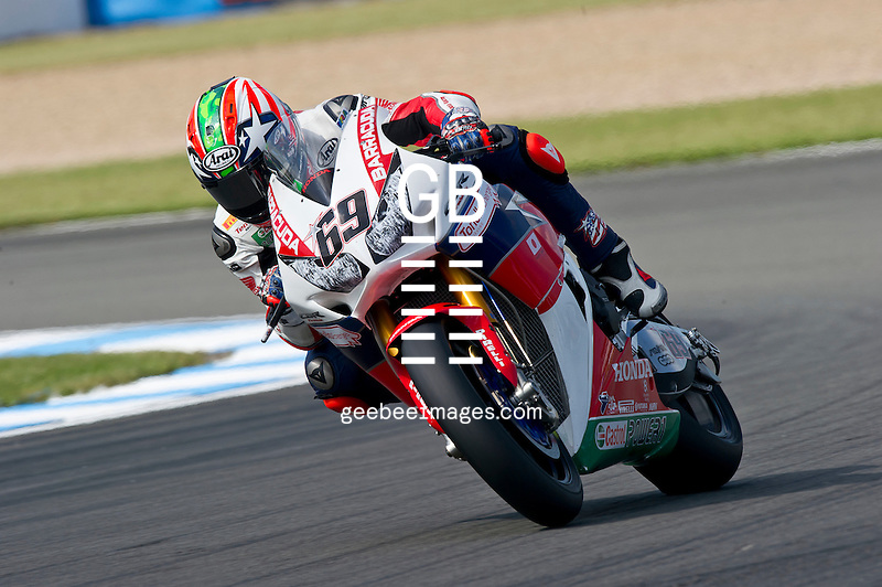 2016 FIM Superbike World Championship, Round 07, Donington Park, United Kingdom, Nicky Hayden, Honda