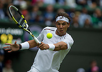 2012 Wimbledon Lawn Tennis Championships - Day 2 - Tuesday 26th June 2012