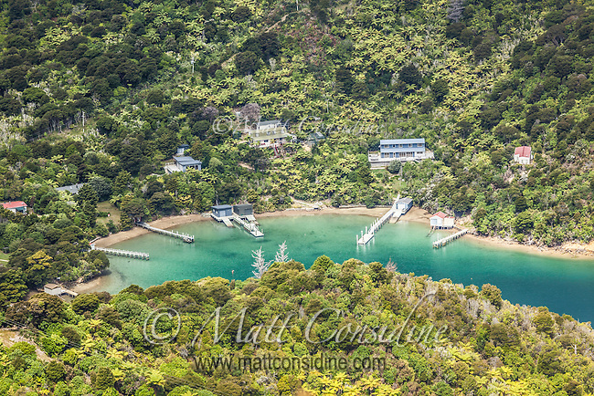 Nice little bay with houses on the hillside. (Photo by Travel Photographer Matt Considine)