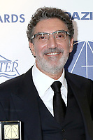 LOS ANGELES - FEB 1:  Chuck Lorre and Arielle Mandelson at the 2020 Art Directors Guild Awards at the InterContinental Hotel on February 1, 2020 in Los Angeles, CA