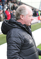 New St Mirren 1st Team Coach Jimmy Nicholl before the St Mirren v Hamilton Academical Scottish Professional Football League Ladbrokes Premiership match played at the Simple Digital Arena, Paisley on 1.12.18.