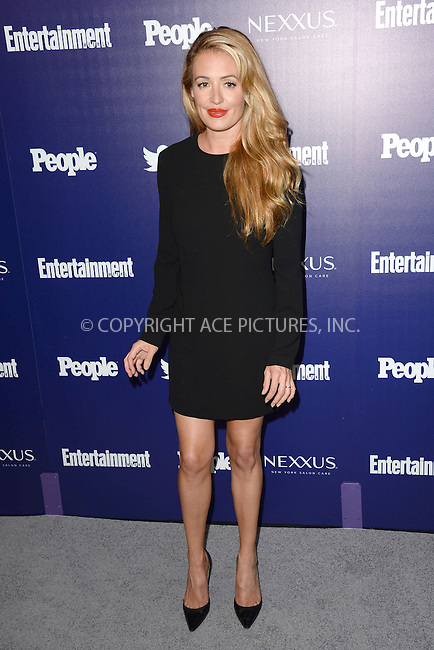 WWW.ACEPIXS.COM<br /> May 11, 2015 New York City<br /> <br /> Cat Deeley attending the Entertainment Weekly and People celebration of The New York Upfronts at The Highline Hotel onMay 11, 2015 in New York City.<br /> <br /> Please byline: Kristin Callahan/AcePictures<br /> <br /> Tel: (646) 769 0430<br /> e-mail: info@acepixs.com<br /> web: http://www.acepixs.com