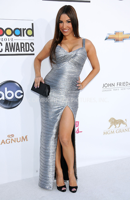WWW.ACEPIXS.COM . . . . .  ..... . . . . US SALES ONLY . . . . .....May 20 2012, Las Vegas....Mayra Veronica at the 2012 Billboard Awards held at the MGM Hotel and Casino in on May 20 2012 in Las Vegas ....Please byline: FAMOUS-ACE PICTURES... . . . .  ....Ace Pictures, Inc:  ..Tel: (212) 243-8787..e-mail: info@acepixs.com..web: http://www.acepixs.com