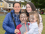 Christine, Chloe and Kelly Leddy and Tegan O'Callaghan at the 10th anniversary celebrations of McArdle Green estate in Moneymore. Photo:Colin Bell/pressphotos.ie