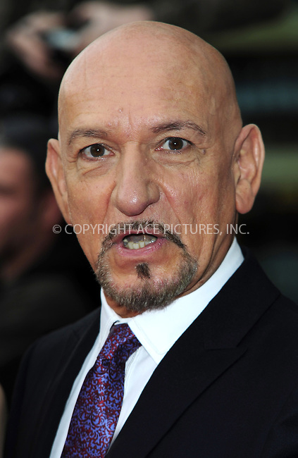 WWW.ACEPIXS.COM . . . . .  ..... . . . . US SALES ONLY . . . . .....May 9 2010, London....Actor Ben Kingsley arriving at the World Premiere of 'Prince of Persia: The Sands of Time' at the Vue Westfield on May 9, 2010 in London, England.....Please byline: FAMOUS-ACE PICTURES... . . . .  ....Ace Pictures, Inc:  ..tel: (212) 243 8787 or (646) 769 0430..e-mail: info@acepixs.com..web: http://www.acepixs.com