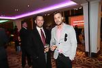 Mecure Holland House<br /> Calon Suite <br /> L-R: Ben Hassani &amp; Grant Daviez<br /> 10.10.13<br /> <br /> &copy;Steve Pope-FOTOWALES